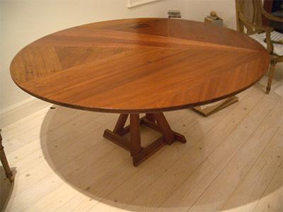 Teak Table 2006