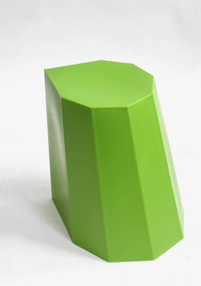 Arnold Circus Stool Lime Green