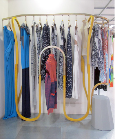 Peter Pilotto Rail at Dover Street Market