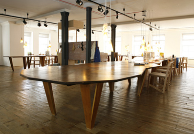 Total Trattoria at The Aram Gallery