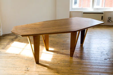 Off-Cut Table