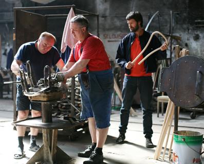 Mundus factory visit in Croatia 2008