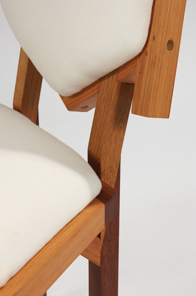 Rita's Chair, Left and Right