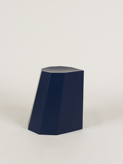 Arnold Circus Stool Dark Blue