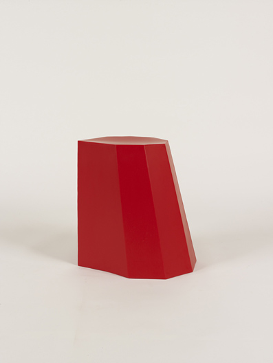 Arnold Circus Stool Red
