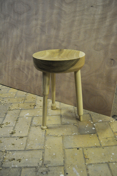 Examples Martino made in the workshop