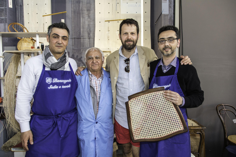 In a State of Repair - 2014 - Martino Gamper for La Rinascente